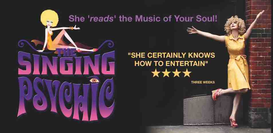 the singing psychic flyer Front comp email