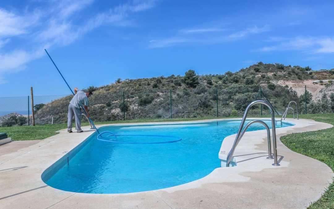 Temporada de piscinas comunitarias