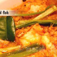 Steam fish, thai style