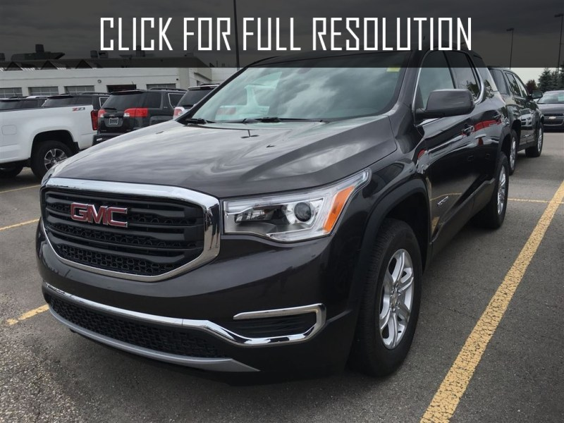2017 Gmc Acadia Sle 1   Best new cars for 2018 2017 Gmc Acadia Sle Best Image Gallery 12 14 Share And
