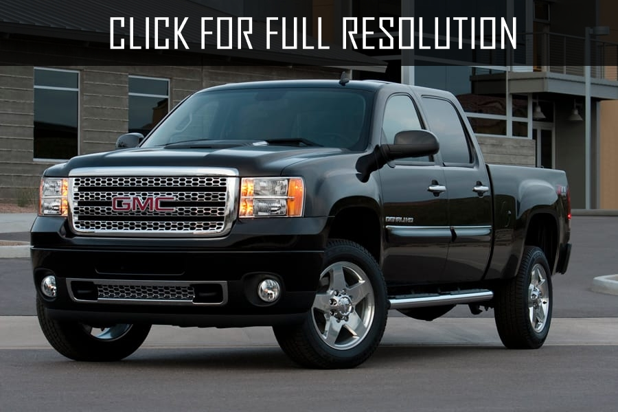 2011 Gmc Sierra 2500 best image gallery  2 17   share and download 2011 Gmc Sierra 2500