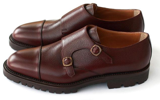double monk lug sole