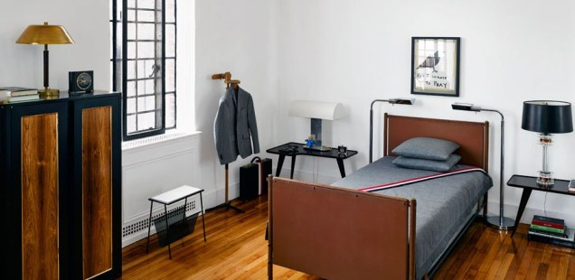 Thom Browne's Midcentury Pad In Greenwich Village