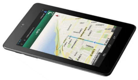 best built in gps tablets to replace your old gps device