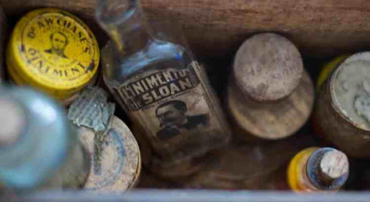 snake oil mason woodruff