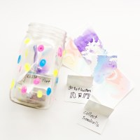 Mason Jar Kid Craft for Summer