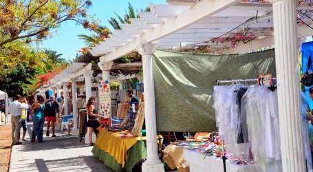 La Feria de las Artes de Maspalomas acoge este año una comida solidaria