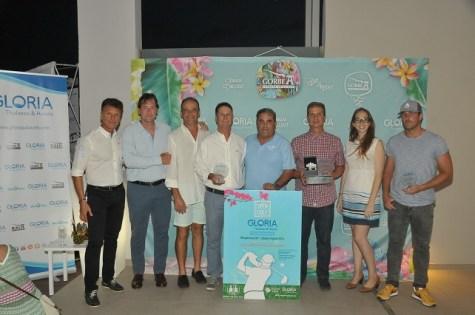 XII Torneo Gloria Thalasso & Hotels, ganadores