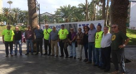 Roque Aldeano pide al Ayuntamiento y Cabildo que lideren movilizaciones a favor de la carretera