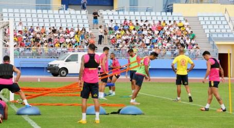 La UD Las Palmas regresa al estadio de Maspalomas para un amistoso