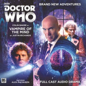 Doctor Who Vampire of the MInd