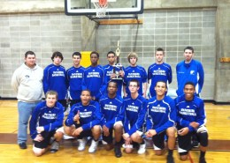 High School Basketball Team Chapionship