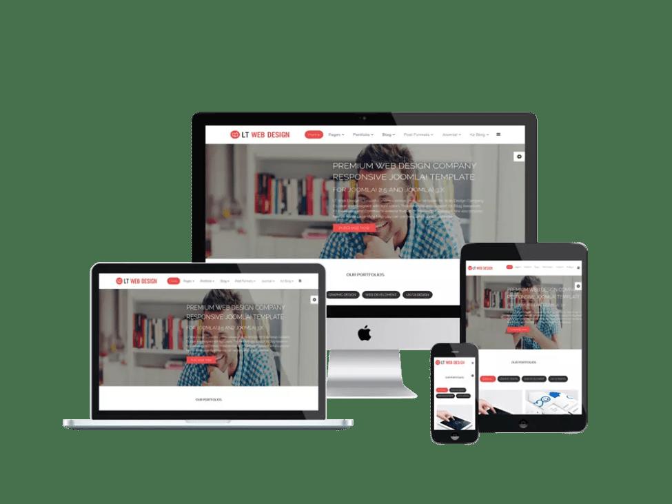 LT-Web-Design-Responsive-Layout