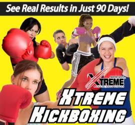 xtreme kickbox