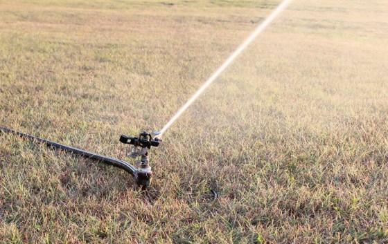 water-sprinkler