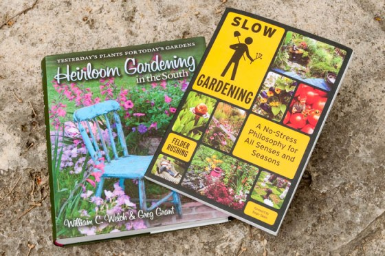 Dr. (Bill) William C.Welch, Greg Grant and Felder Rushing are all some of the most beloved horticulturists in working in the South. Books by this trio are perfect gifts for those of us that garden south of the Mason-Dixon line.