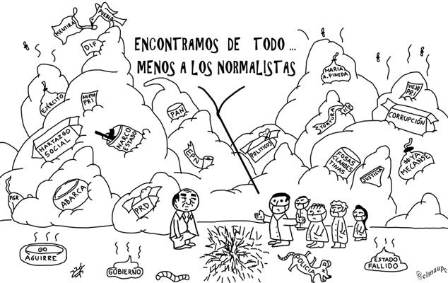 """Basurero"" de Mauricio Fabián Pérez Centeno"