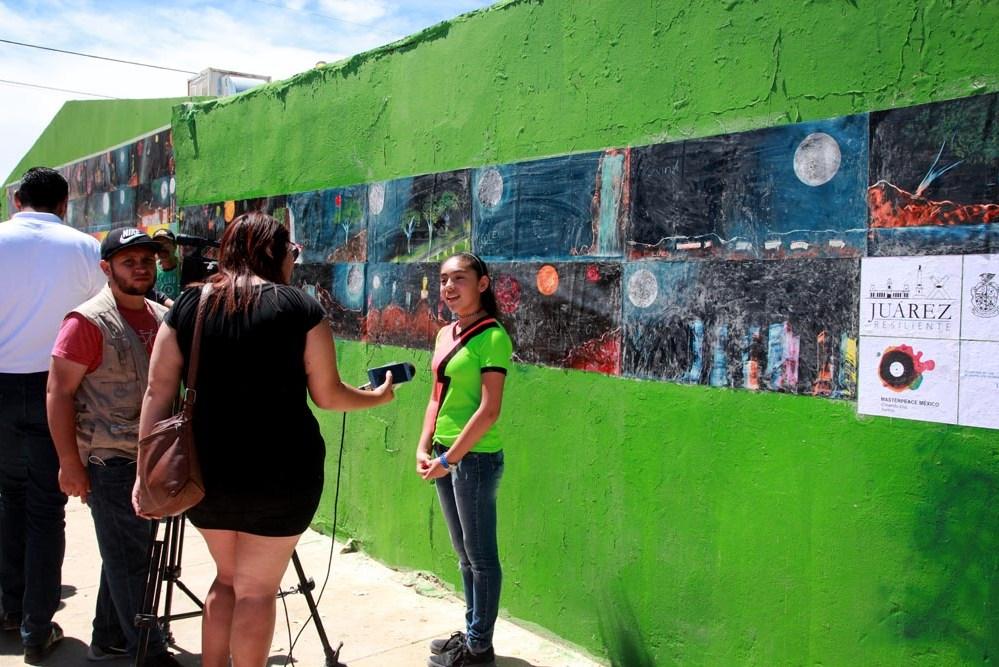 Muros Sin Fronteras Ciudad Juárez