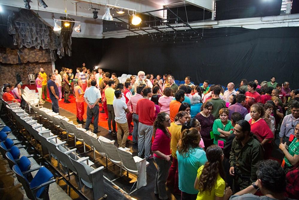 PeaceTalk ¿Con el teatro es posible crear espacios de libertad en el penal?
