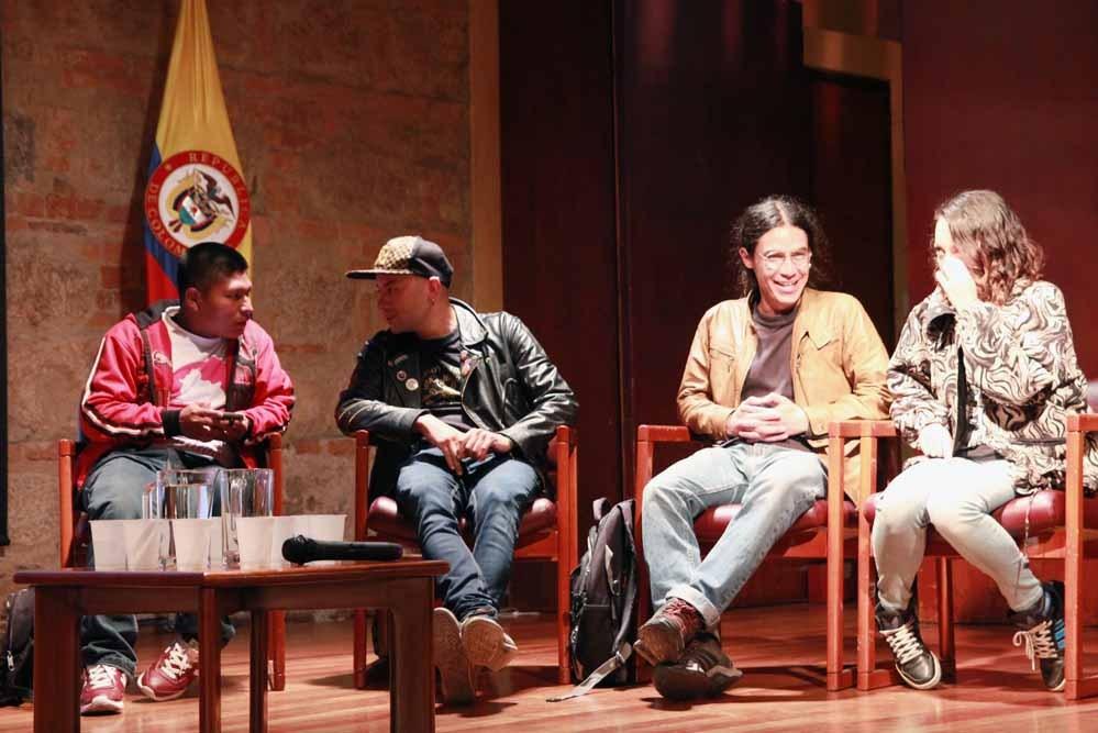 PeaceTalk ¿Con el arte se puede contribuir al empoderamiento de las comunidades indígenas?