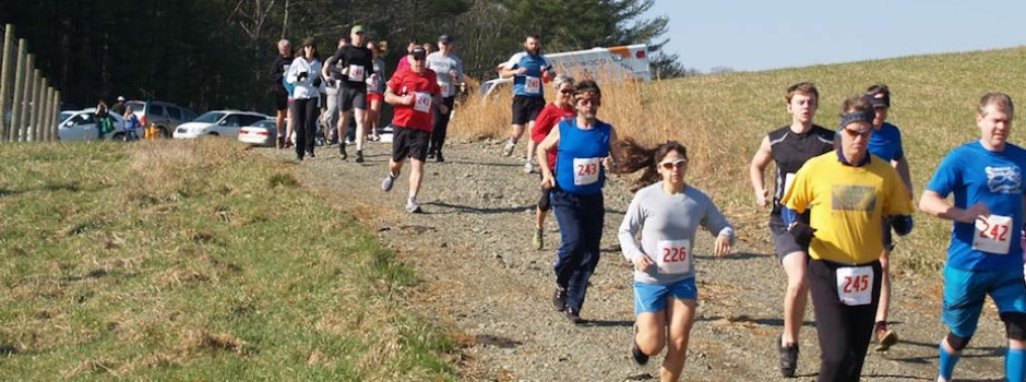 Signup for the Matthews Forest Trail Run