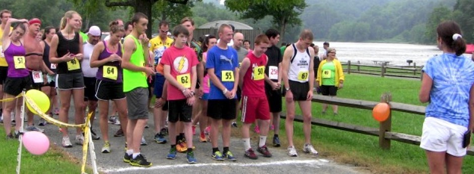 2014 New River Duathlon