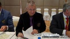 Extraordinary WTF Council Meeting, Butan, 10 de Octubre de 2014