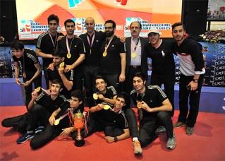 Shehrdari Varamin Team, Iran