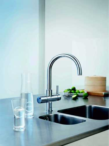 grohe europlus ii kitchen faucet parts grohe kitchen faucets Grohe Faucets Southnext Us Grohe Europlus Kitchen Faucet