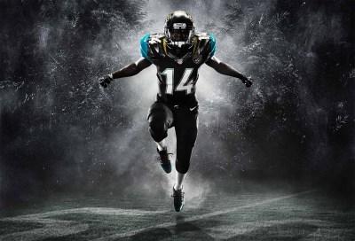 New NFL Uniforms by Nike for Jacksonville Jaguars