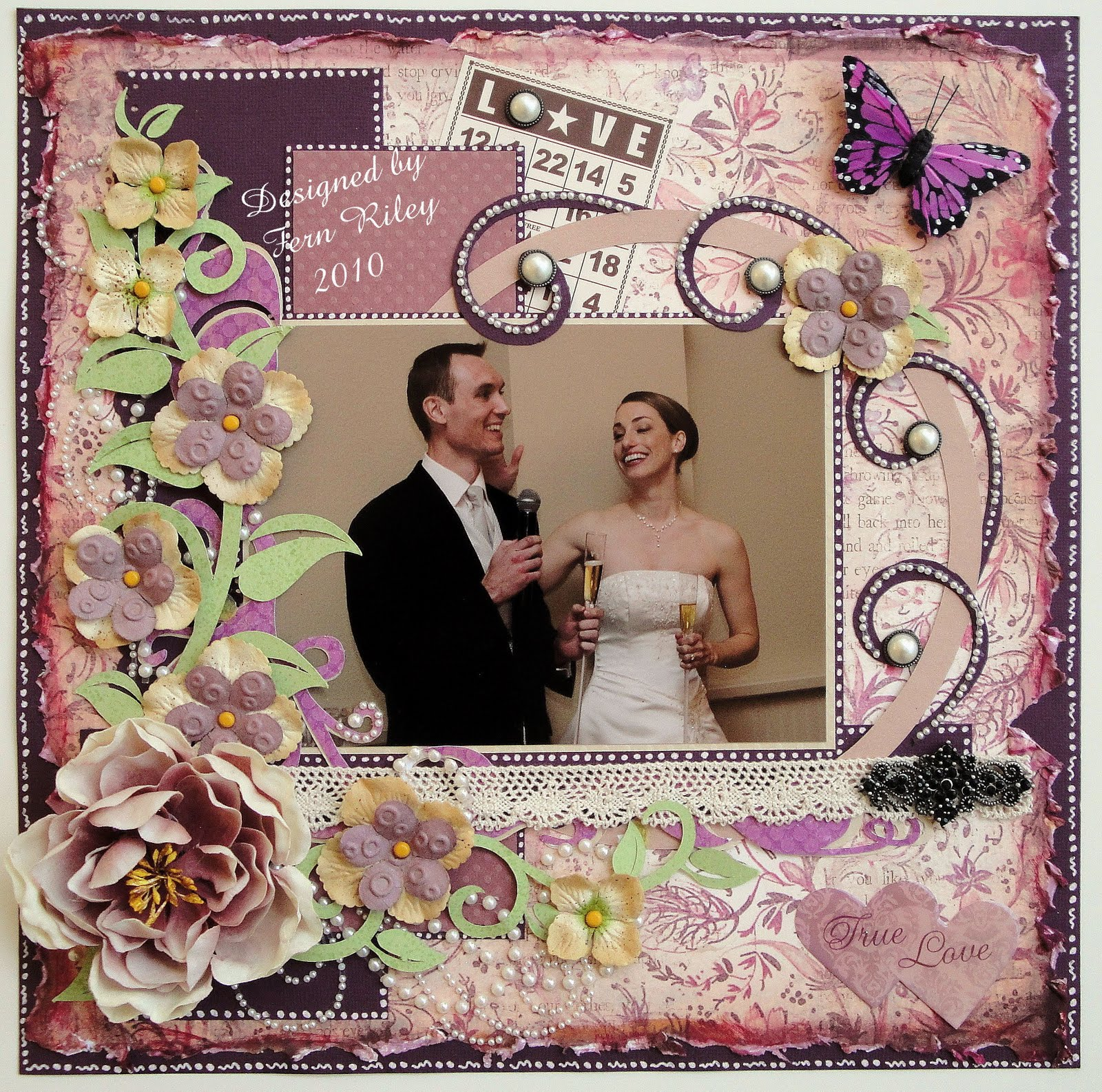 drDQ wedding scrapbook Wedding scrap book Love Inspiration For Scrapbook