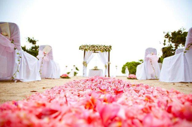 海島沙灘浪漫婚禮-巴里島肉桂VILLA