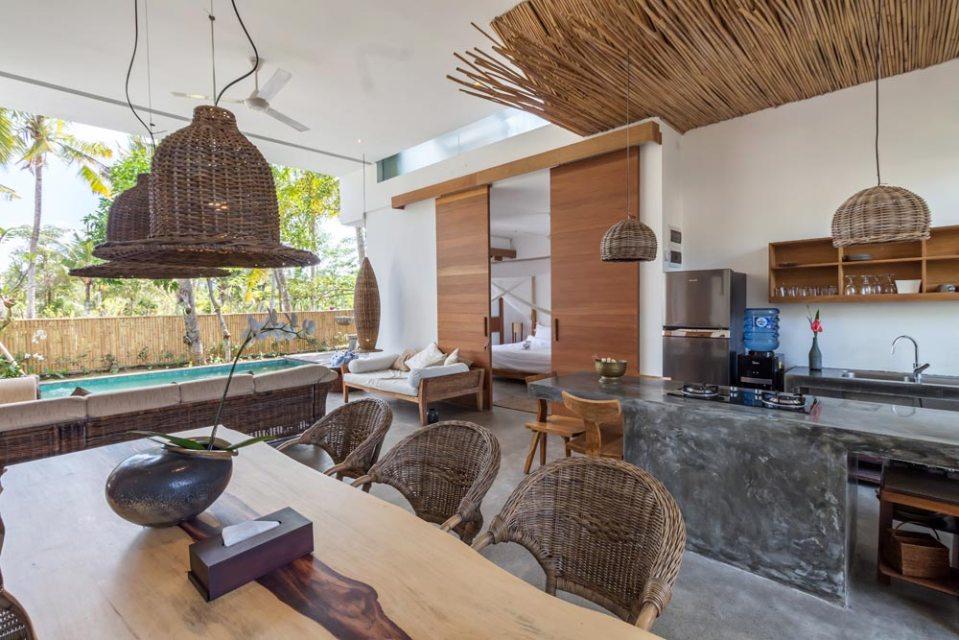 巴里島Villa-De Ubud
