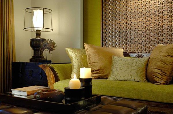 Bali聖瑞吉斯飯店套房Suite