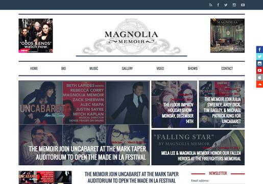 magnoliamemoir.com