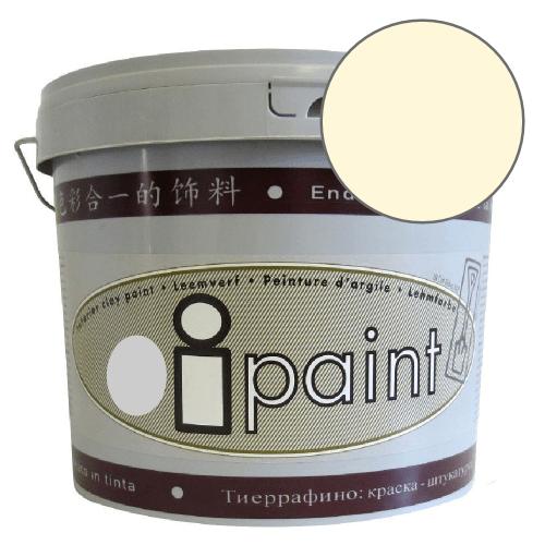 Peinture Tierrafino I-Peint Blanc de Douvres Pot de 5 litres