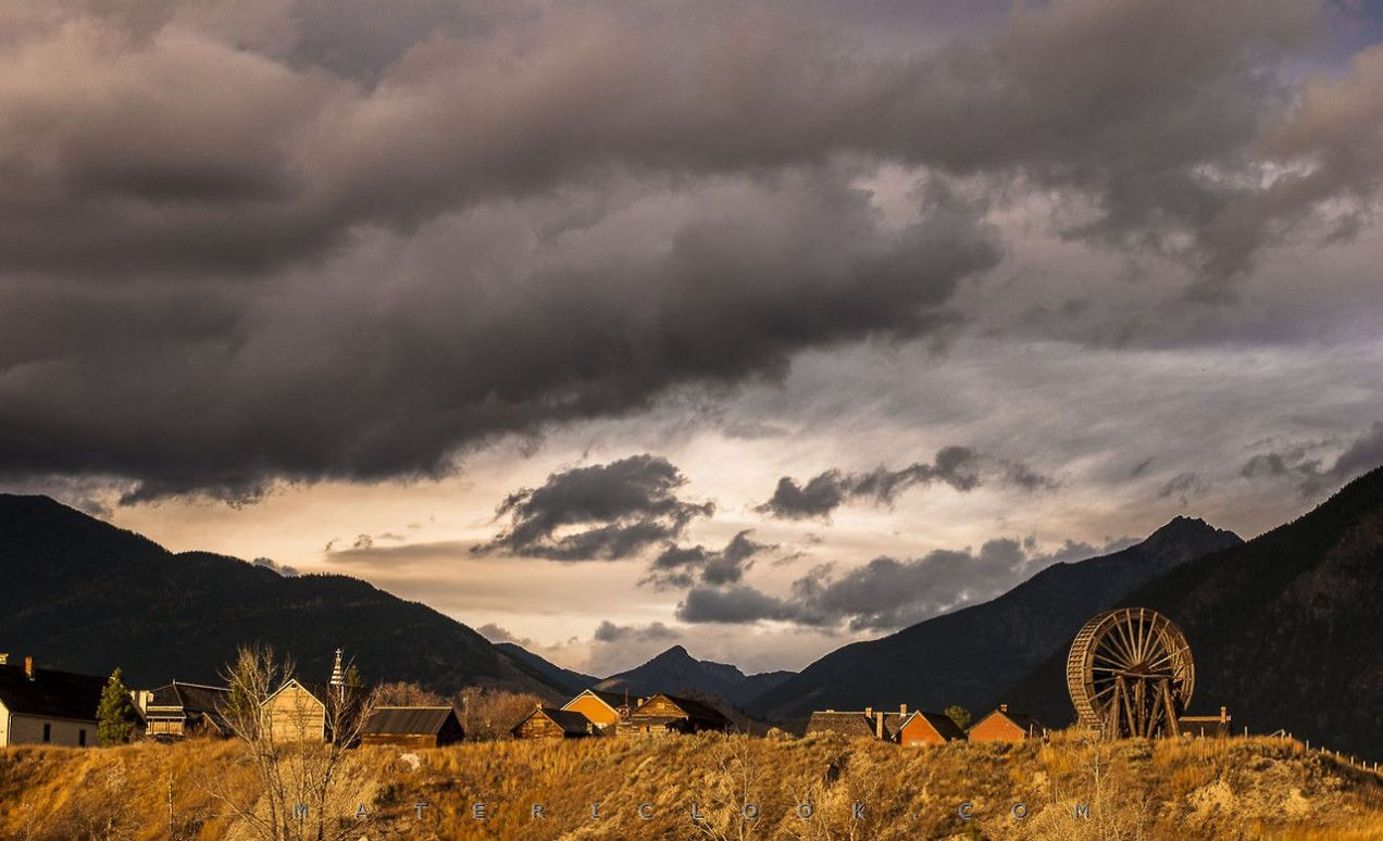 Canada Photography: TheWheel by Francesco Perratone, MatericLook