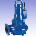 Pompe submersible pour eaux usées