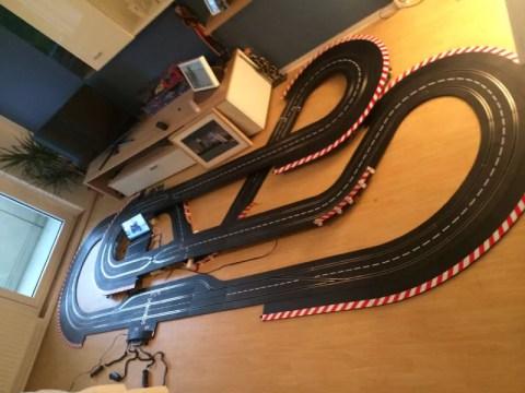 Carrera STrecke 3 - 16.8m