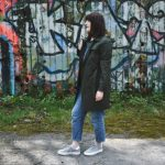 Wardrobe Details: Dungarees, Trench Coat and Suede Trainers
