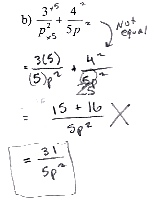 Seeing Structure in Expressions « Math Mistakes