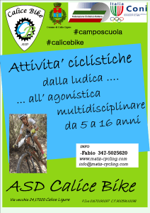 #camposcuola #calicebike