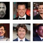 【ハリウッド長者番付】2016年俳優1位はD・ジョンソン(ザ・ロック)、女優1位はジェニファー・ローレンス