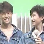 【動画】 中居&木村が光GENJIの代役?「ミになる図書館」のSMAPデビュー当時の秘話