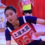 【動画あり】土屋太鳳 (現役日本女子体育大学生)赤坂マラソンで倒れ込む