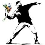 【バンクシー】芸術テロリストと呼ばれる覆面アーティストの作品・正体は誰?