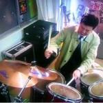 三浦友和は元RCサクセションのドラマー?【就活家族】の怒りのドラムが凄すぎる