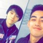 【フィギュアのマルティネス選手】フィリピンと日本のハーフイケメン?