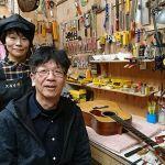 和歌山 カフェてんてこまい天手古舞とギター工房あんちゅうもさく暗中模索の意味!人生の楽園