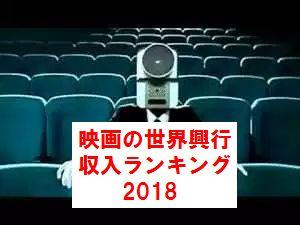 映画の世界興行ランキング